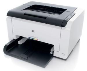 HP LaserJet CP 1025nw