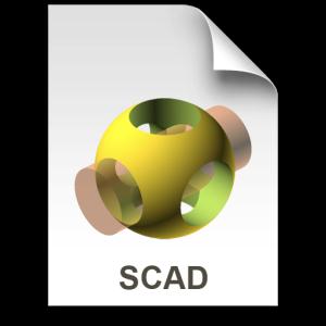scad icon