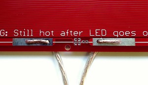 PCB Heatbead MK2a pads