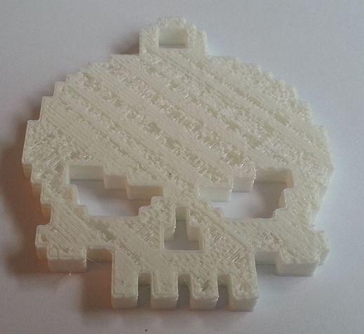 builder 3d geen of slechte aanvoering filament voorbeeld 01