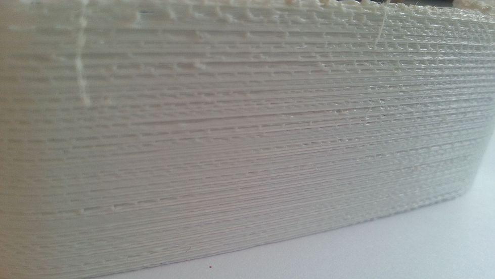 builder 3d geen of slechte aanvoering filament voorbeeld 03