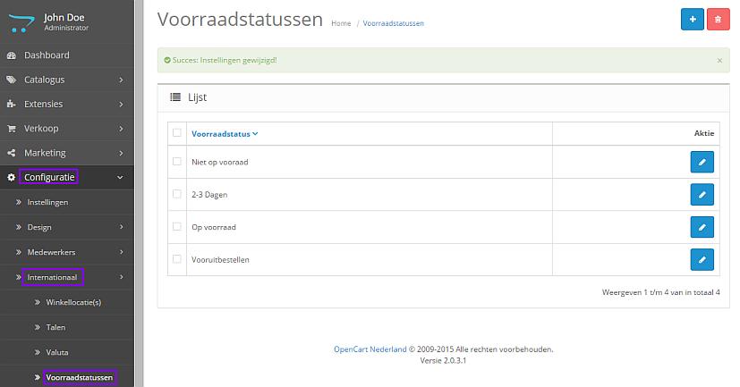 opencart 2.x nederlandse taal instellen handmatig 01
