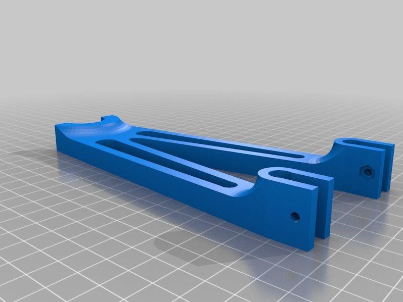 prusa i2 mendel spool holder model