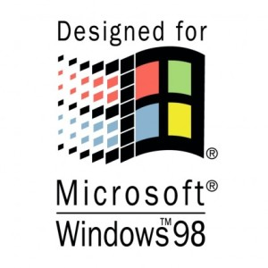 Designed for Microsoft Windows 98