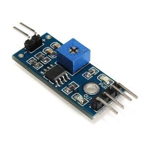 Grondvochtigheid sensor module