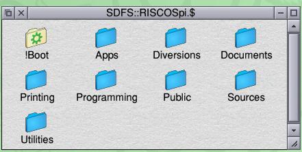 RISC OS programs