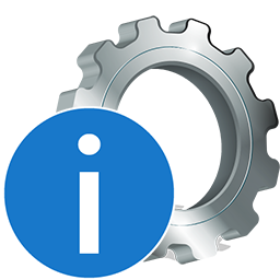 System Information tool icon