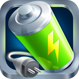batterij of accu opladen icon