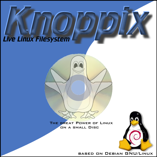 knoppix cover