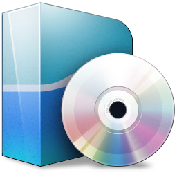 software cd en doos icon