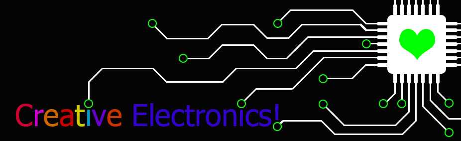 Creative electronics logo