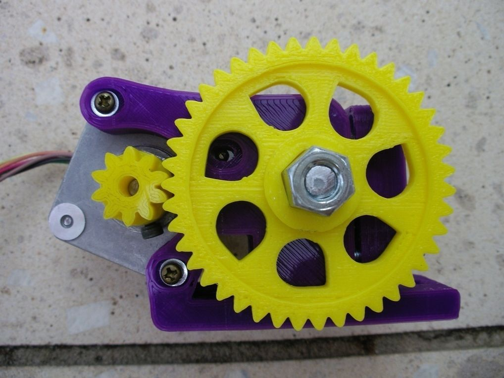 Extruder - Greg's Accessible Wade's Extruder foto 01