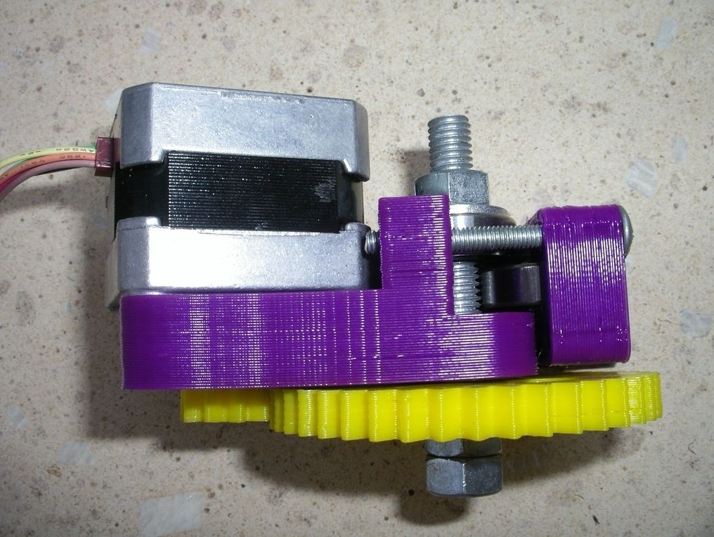 Extruder - Greg's Accessible Wade's Extruder foto 02