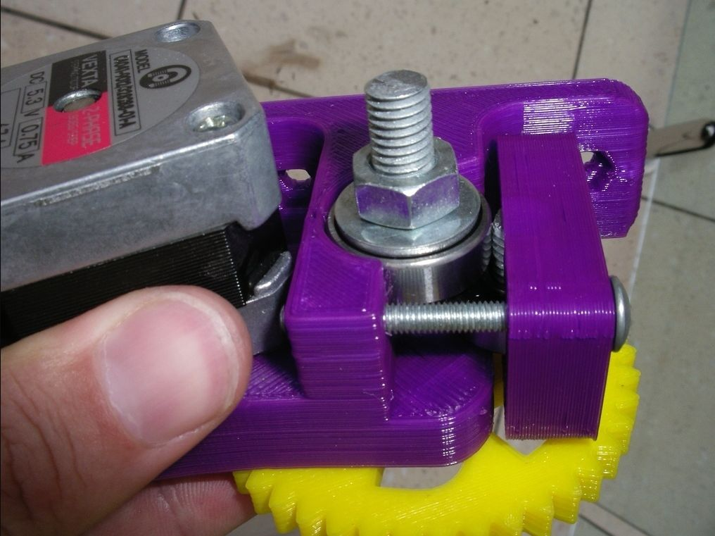 Extruder - Greg's Accessible Wade's Extruder foto 03