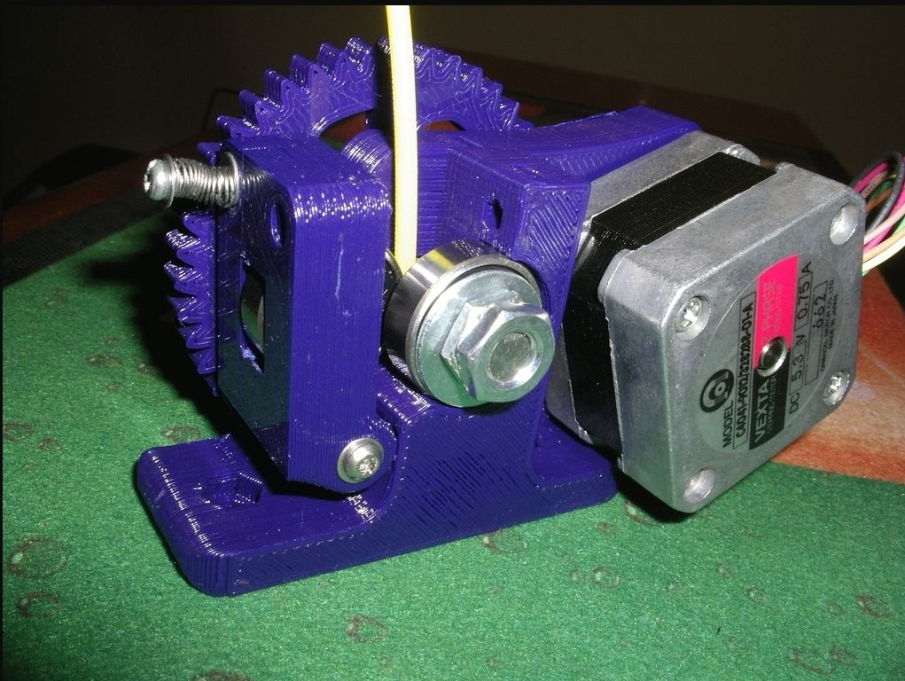 Extruder - Greg's Hinged Accessible Extruder foto 01