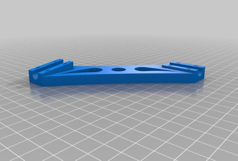 Frame stabiliteit brace (Prusa i2 mendel) model