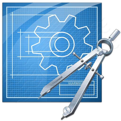 blueprint techniek icon
