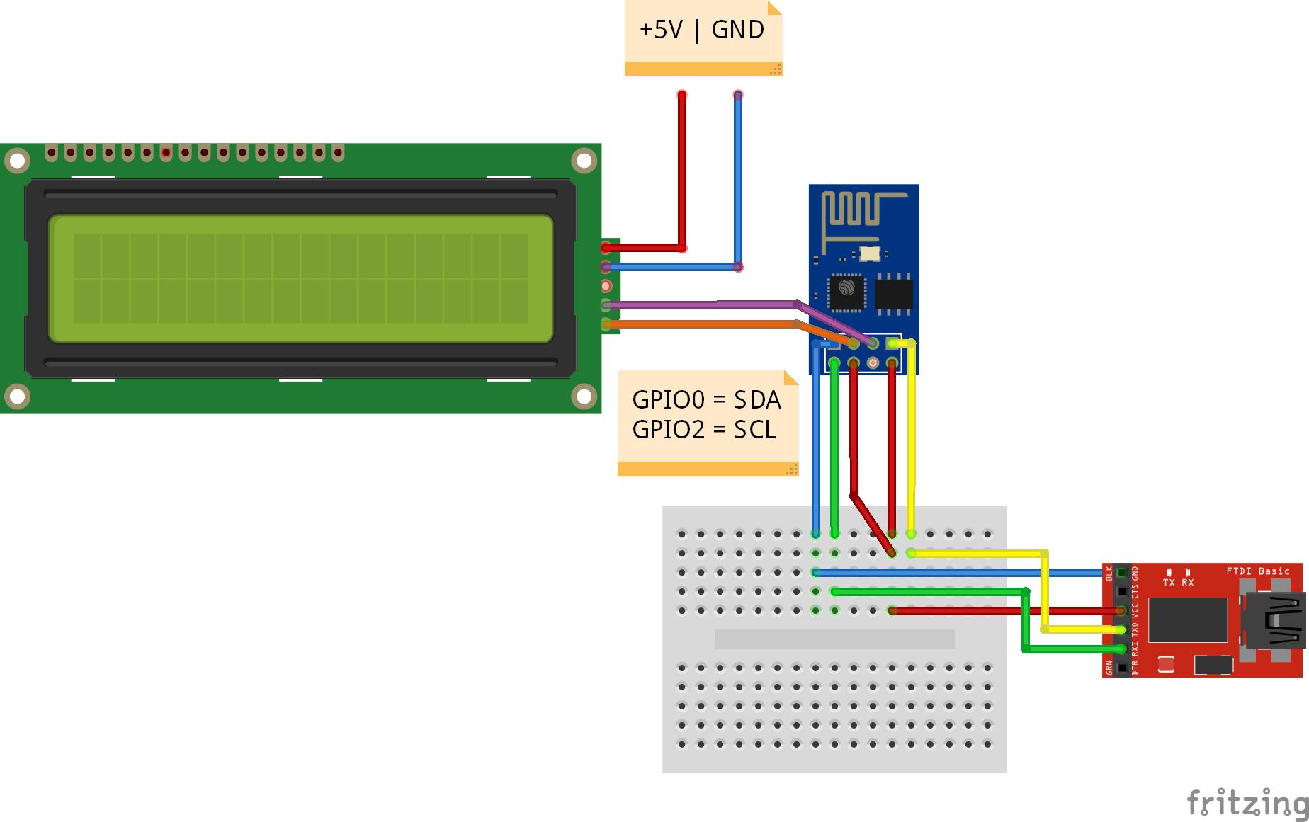 Esp8266 Lua I2c Example Nodemcu Nodemcu I2c With Arduino Ide