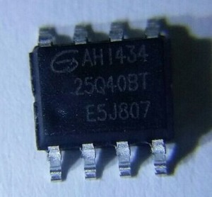 GD25Q40BT geheugen chip