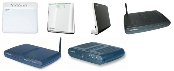 KPN Experia routers