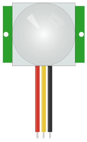 beweging sensor pir