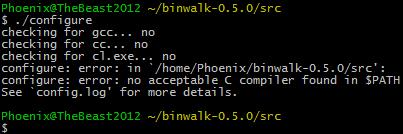cygwin error 01