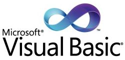 microsoft visual basic logo