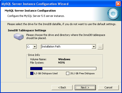 mysql server config 05