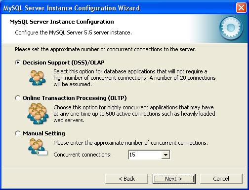 mysql server config 06