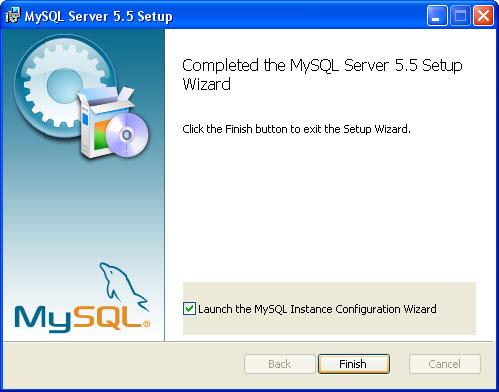 mysql server installatie 06