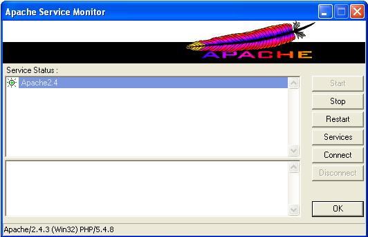 php apache 2.4.x met php.5.4.x