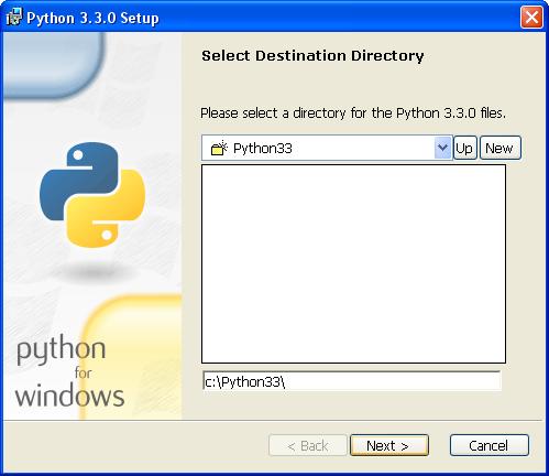 python installatie 02