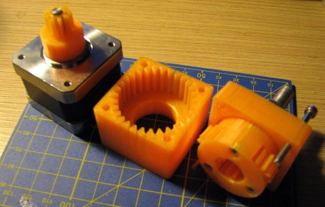 Compact Planetary Gearbox screen 03