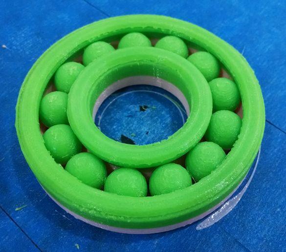 Parametric ball bearings screen 01