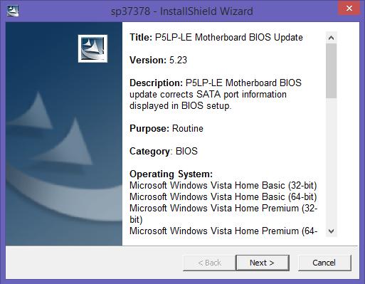 hp compaq presario sr5340 bios update v5.23