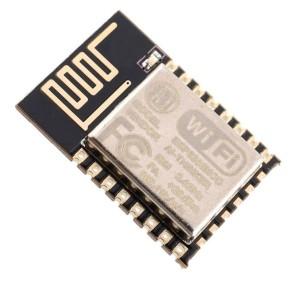 ESP8266 WiFi module (ESP-12) bovenkant