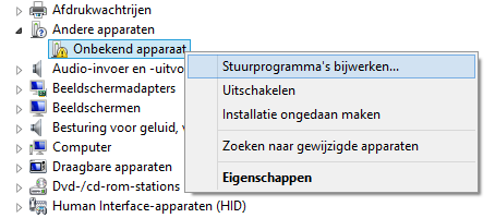 Hantek 6022BE Oscilloscoop Windows 8 stuurprogramma 01