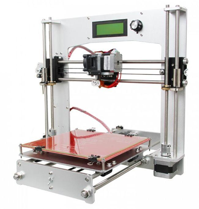 Prusa i3 Geeetech Aluminum 3D Printer