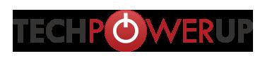 techpowerup logo