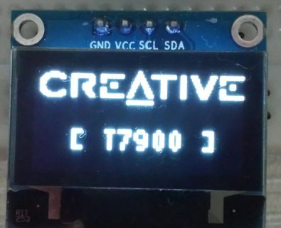Arduino - Creative Audio project - LOGO