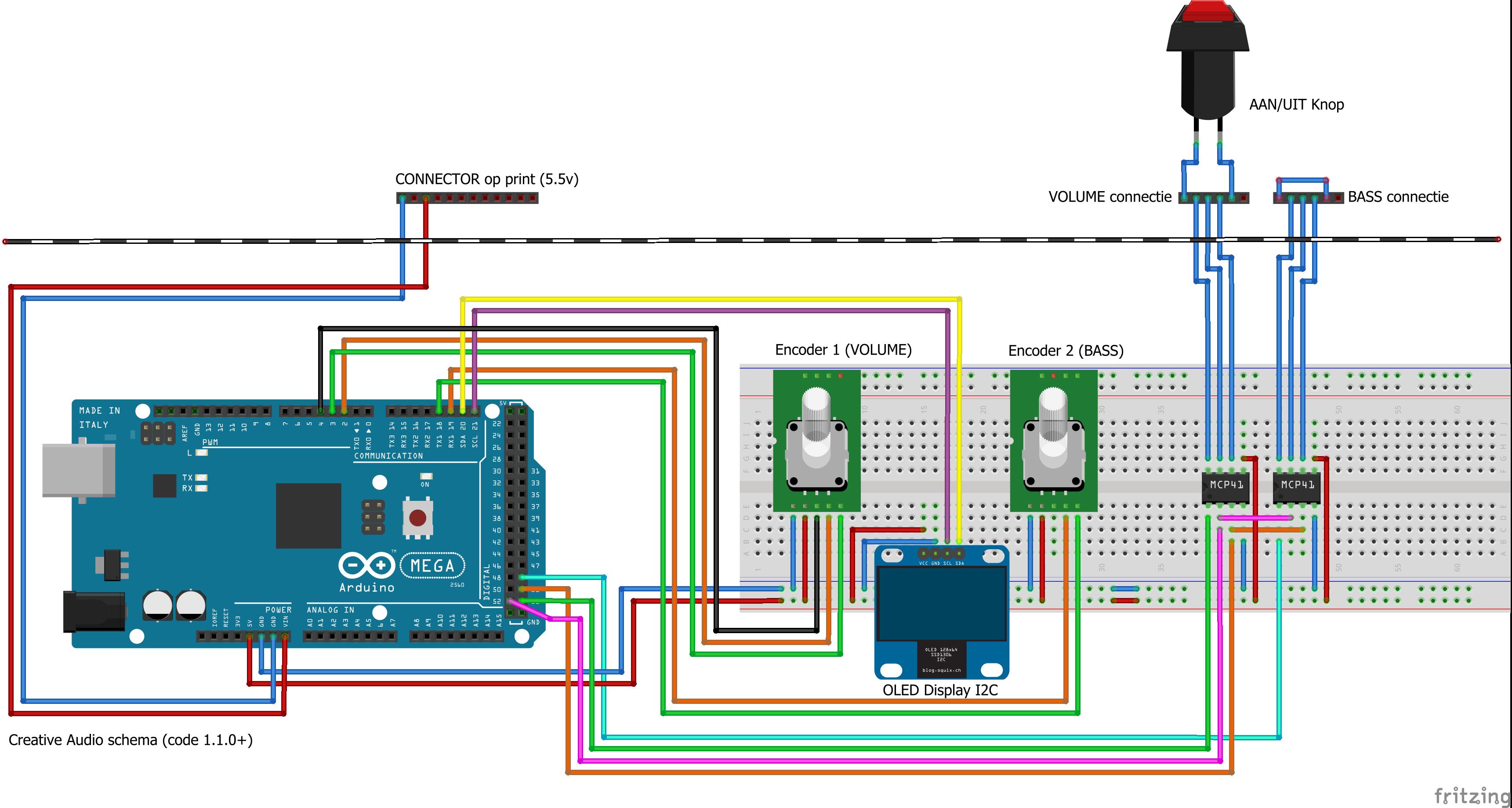 Fritzing - Creative audio schema (code v1.1.0+)