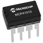 MCP41010 chip