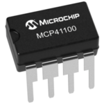 MCP41100 chip