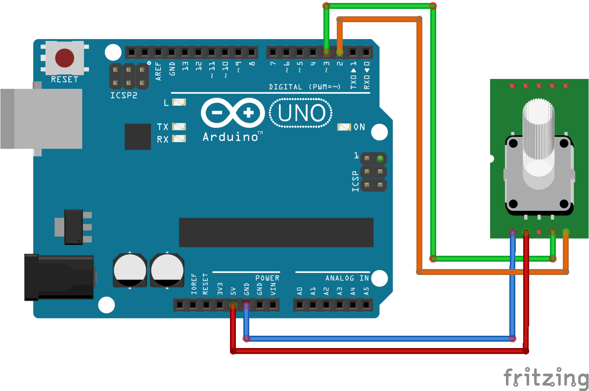Description of arduino examples