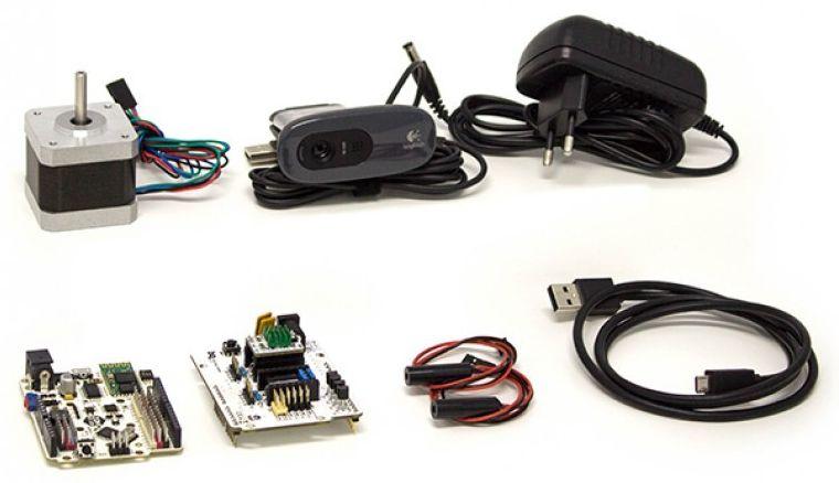 Ciclop onderdelen elektronica
