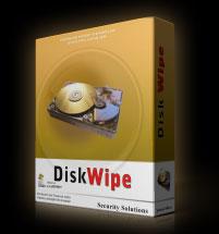 Disk Wipe box