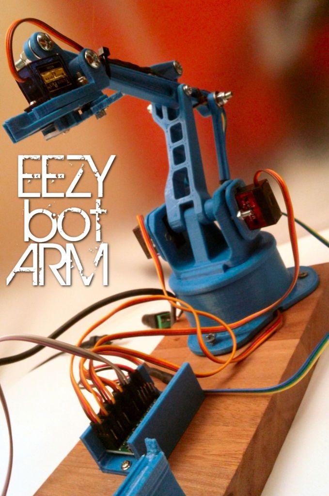 Eezy bot arm poster 03