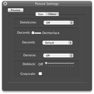 Handbrake presets screen 07