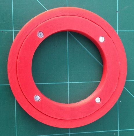 Parametric slew bearing screen 01