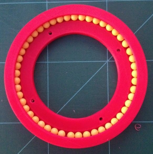Parametric slew bearing screen 02